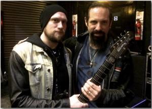 Andy James - John Petrucci
